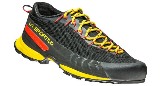 La Sportiva TX3 Approach Shoes Unisex black/yellow